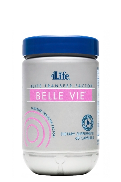 4Life Transfer Factor™ Belle Vie™ (60 kaps.) - Suplement diety 4Life Research, USA
