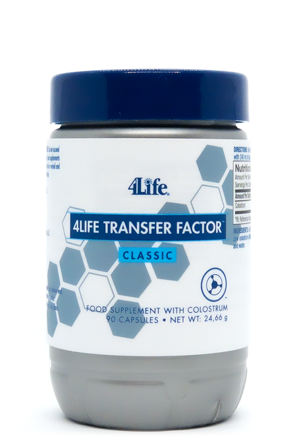 4Life Transfer Factor™ Classic   600 mg   90 kaps, suplement diety 4Life Research, USA